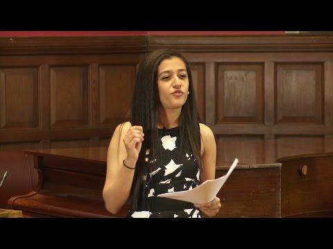 Climate Change Debate | Kriti Joshi | Opposition
