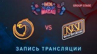TNC vs Natus Vincere, MDL Macau [Lum1Sit, Inmate]