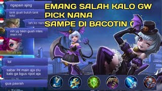 Video DI BACOTIN GARA-GARA PICK NANA !!! SALAHNYA DIMANA ? MP3, 3GP, MP4, WEBM, AVI, FLV April 2019