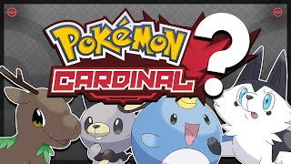 Canadian Pokémon Region?! What is Pokémon Cardinal? by HoopsandHipHop