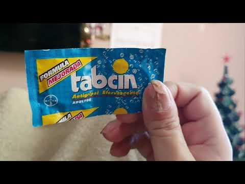 Anuncio tabcin fórmula mejorada