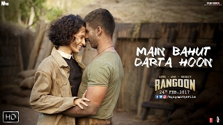 Main Bahut Darta Hoon Rangoon Shahid Kapoor Kangana Ranaut