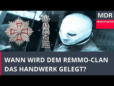 Juwelen-Raub: Warum wird dem Remmo-Clan nicht das Handwerk gelegt? | FAKT