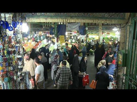 Ιράν: Ανήσυχοι οι πολίτες για τις νέες κυρώσεις των ΗΠΑ