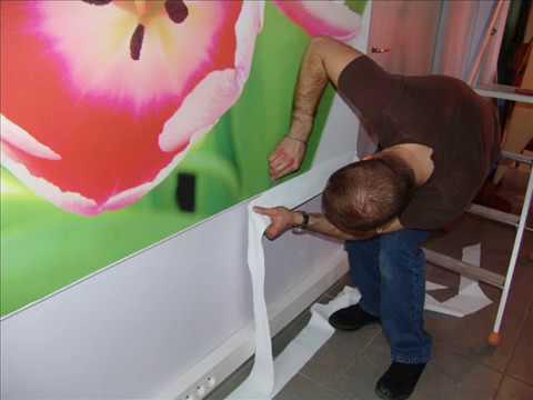 comment poser tissu mural la r ponse est sur. Black Bedroom Furniture Sets. Home Design Ideas