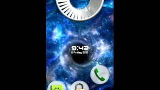 Animated  3D Locker Lockscreen YouTube video