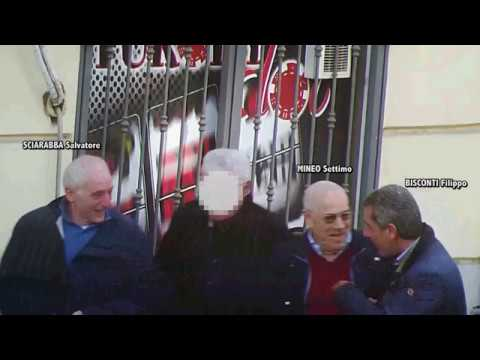 Mafia, Operazione Cupola 2.0 – Il video delle intercettazioni