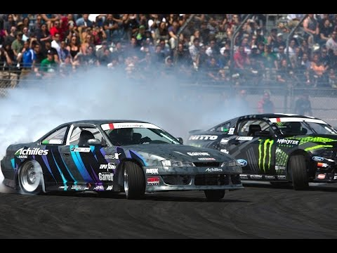DAVE BRIGGS: FORMULA DRIFT LONG BEACH 2014