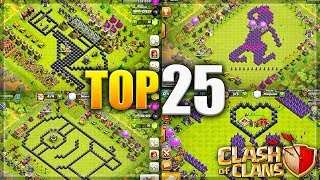 Video Clash Of Clans - TOP 25 SEXUAL/Funny/Troll CoC Comedy Base Design Compilatio MP3, 3GP, MP4, WEBM, AVI, FLV Juni 2017