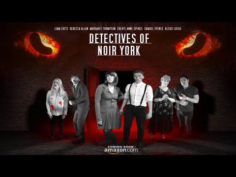 Detectives of Noir York 2019 TRAILER