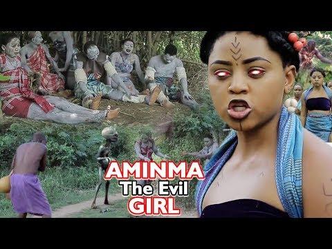Aminma The Evil Child 3&4 - {New Movie}Regina Daniels 2018 Latest Nigerian Nollywood Movie Full HD