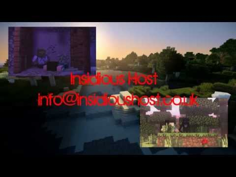 Free Minecraft Server Hosting [24/7] [No Surveys] [InsidiousHost]