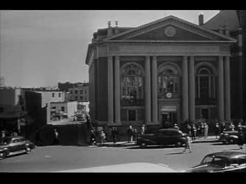 Downtown Stamford Connecticut 1947