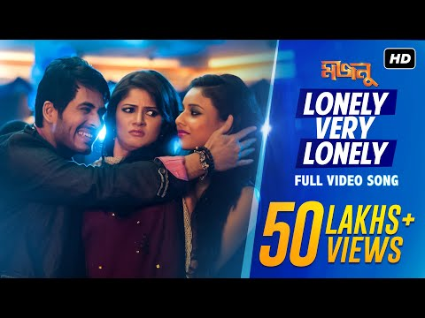 Lonely Very Lonely  | Majnu | Hiran | Srabanti | Zubeen Garg | Savvy | SVF