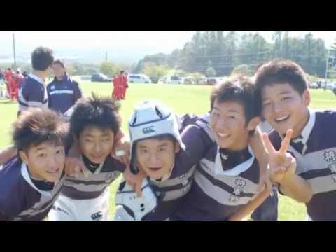 将軍野中学校ラグビー部2013