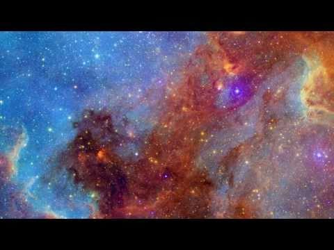 Uzayda büyüleyen görüntüler