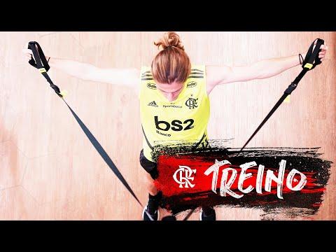 Treino do Flamengo - 12/12/2019