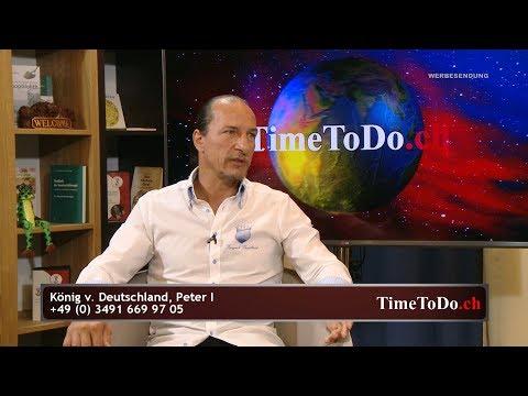 TimeToDo.ch – Peter der I., König von Deutschland im Interview