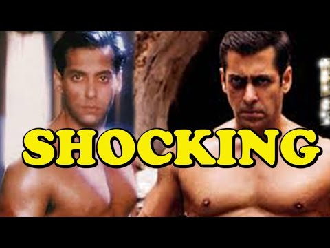 Salman Khan Reveals On His SHOCKING Fitness Journe