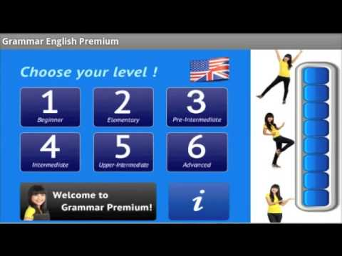 Video of German Grammar Premium