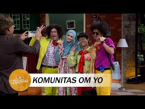 Download Video Om Yo Bawa Komunitasnya, Nunung Tertawa Geli Tahan Ngompol