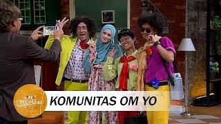 Video Om Yo Bawa Komunitasnya, Nunung Tertawa Geli Tahan Ngompol MP3, 3GP, MP4, WEBM, AVI, FLV September 2018