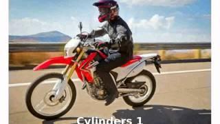 4. 2014 Honda CRF 250L -  Info Transmission