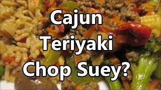 Stir fried beef w Asian Vegetables Fried Rice Hot Sour soup by Louisiana Cajun Recipes