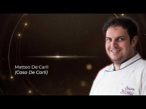 Nominace v kategorii Zahraniční kuchař 2018