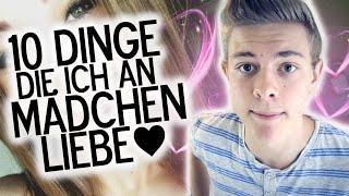 10 DINGE DIE ICH AN MÄDCHEN LIEBE (GO'S) - YouTube