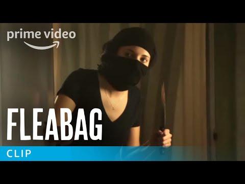 Fleabag Season 1 Ninja Surprise Scene | Prime Video