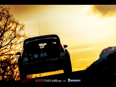 Vídeo shakedown WRC Rallye MonteCarlo 2016