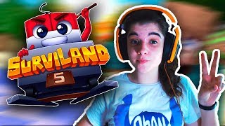 "Buenas gente!En el dia de hoy os traigo el primer video de Surviland 5 en 2.0! Espero que os encante! ^^Hasta luego gente!----------------------------------------------------------------------------------+INFO▶MERCHANDISING FRIKI EPICO! ( ¡¡CODIGO DESCUENTO 20%!! : ""MINEG20"" ) : http://www.pampling.com/pau/182344-MineGirl-Games ▶JUEGOS BARATOS EN G2A ( CODIGO DESCUENTO 3% : ""MINE"" ) : https://www.g2a.com/r/minegirlgames▶EXTENSION/APP: http://myapp.wips.com/minegirlgames-app ▶Redes sociales:-TWITTER: https://twitter.com/Minegirlgames-GOOGLE+: https://plus.google.com/u/0/+Minegirl...-TWITCH: https://www.twitch.tv/minegirlgames-INSTAGRAM: https://www.instagram.com/minegirlgames/-FACEBOOK: https://www.facebook.com/minegirlgames/ ▶Correo de contacto:- minegirlgames@hotmail.com•Apixelados: https://www.youtube.com/user/Apixelados•Bracken: https://www.youtube.com/user/BrackenYT•CalabazinYT: https://www.youtube.com/channel/UCmNU9dmhrP9evWqyjuweRWA•Dagar64: https://www.youtube.com/user/64dagar•Ducky: https://www.youtube.com/user/DucKyMarCh•ElTitoSintho: https://www.youtube.com/user/ElTitoSintho•Epicludius: https://www.youtube.com/channel/UCQWU5yE_l08qmuG0_gei87Q•FrikiGamer55: https://www.youtube.com/user/SoyipooTFM•Hardy: https://www.youtube.com/user/hardy5aOMG•iDjsRoger: https://www.youtube.com/channel/UC3gWLlG7mTnOS5KW9aM9fZQ•Inachete: https://www.youtube.com/user/InacheteHD•LeonPicaron: https://www.youtube.com/user/LMCBK•Liiuka: https://www.youtube.com/channel/UC5TpxuOUVKe5oKc4P1So7Ig•LiuMinecraft: https://www.youtube.com/channel/UCkUUoPhyIb0jXNzAWnlFy6w•MayLemon: https://www.youtube.com/channel/UCkNcHiAbI5d3mFk7KkVaHmg•Menma: https://www.youtube.com/channel/UCHgb35r2GSiPYAqM0UVoVLw•Minegirl: https://www.youtube.com/user/malencuentro•MinilinkGamer: https://www.youtube.com/channel/UCpFfE9wenoEV3HXr-KQMTKA•MrDeivid: https://www.youtube.com/channel/UCI58WncZ_uq0GwCkONuxS5g•NickSaurus: https://www.youtube.com/user/NickSaurus11•Noni: https://www.youtube.com/user/NoniGamer•PoberHD: https://www.youtube.com/user/PoberHD•PopperCraft:https://www.youtube.com/channel/UCu2sFr0Wq1ivzekg67-9Trw•Stanter: https://www.youtube.com/channel/UCFHwKnAshAIidtgL2vna-SQ•SteffW10:https://www.youtube.com/c/SteffW10•Super: https://www.youtube.com/channel/UCiObD4aZZJ0wOY6S30P7a8Q•Ultimate Victor: https://www.youtube.com/user/THEUltimateVictorESP•Villanes: https://www.youtube.com/channel/UCqm4pi-U3bHEGqeRkr27p6g•ZettaGamer: https://www.youtube.com/user/MrZettaGamerIp del servidor: mc.lutorlandia.netTwitter: https://twitter.com/lutorlandia Web del servidor: https://lutorlandia.net/Logo creado por: https://www.youtube.com/user/SonicTheHedgehog114Intro creada por: https://www.youtube.com/channel/UCSWXAJCvFxsJQqZxgFbqT3QServidor: https://twitter.com/lutorlandia  ===================Hashtag: #Surviland5Official Twitter: @SurvilandYT=================== ▶Servidores a los que sueles jugar:+Premuim:- play.cubecraftgames.net- mc.hypixel.net- PLAY.EPICUBE.FR- play.hivemc.com----------------------------------------­­---------------------------------------"