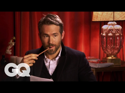 Ryan Reynolds Gets Interviewed by His Twin
