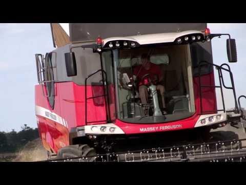 mf - Merging , the MF Delta hybrid combine meets the harvesting demands of large-scale farmers and contractors. With a host of features to improve operator comfor...