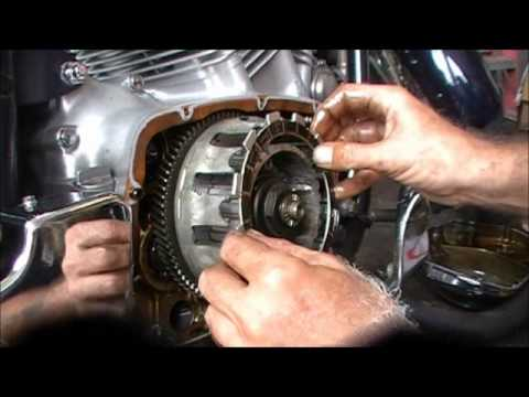 Changing Your Motorcycles Clutch