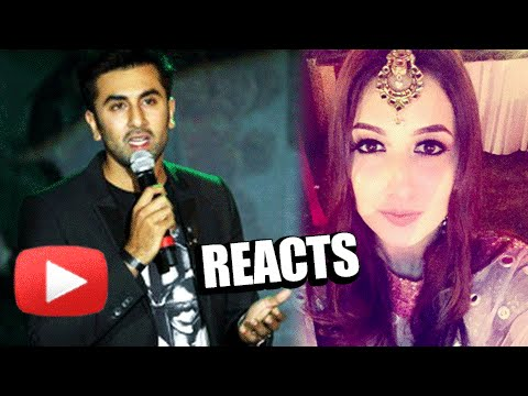 Ranbir Kapoor's Delhi Girlfriend Opens Up On Datin