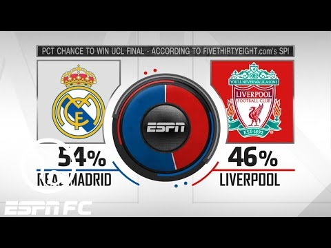 Previewing The Champions League Final Between Liverpool And Real Madrid | ESPN FC