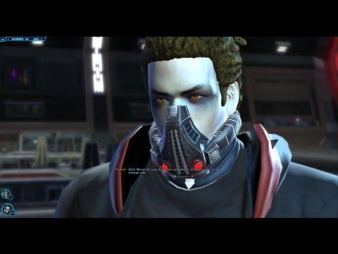 Star Wars The Old Republic : Présentation et Quelques Notions de jeux ! [FR] ( Gameplay )
