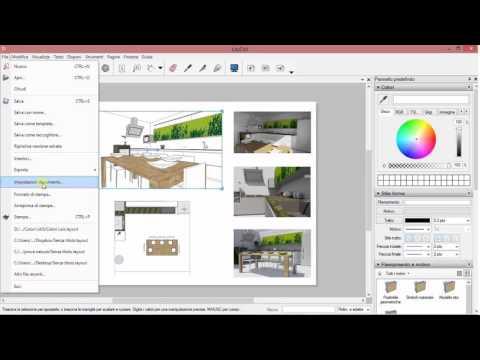 Sketchup 2016 italiano for Home design 3d professional italiano gratis