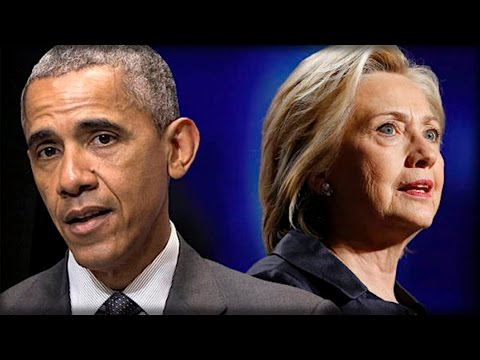 Video HOURS AFTER THE FBI THREATENED TO PUT HILLARY IN JAIL, OBAMA DID THE UNTHINKABLE! download in MP3, 3GP, MP4, WEBM, AVI, FLV January 2017