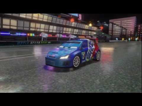 Cars 2 gameplay - attack race  - gram.pl