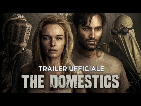 Preview Trailer The Domestics, trailer italiano ufficiale