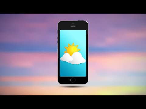 Learn To Develop A Complete Weather Application For iOS