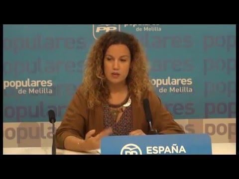 Es incuestionable la apuesta del gobierno de la nación y de Melilla por la formación