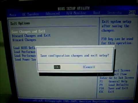 How to overclock the CPU (ASRock + Athlon II)
