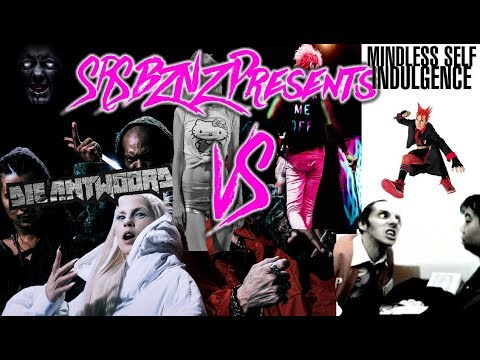 Die Antwoord ft. G-BOY - DntTakeMe4aPoes VS Mindless Self Indulgence - Shut me Up