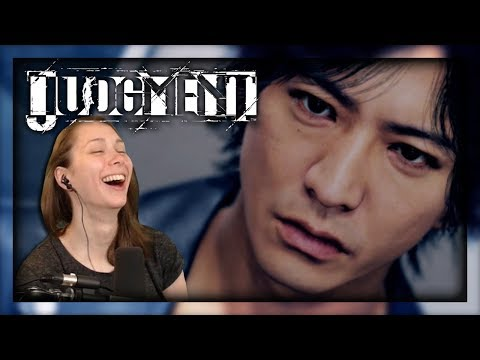 [ Judgment ] Yakuza meets Phoenix Wright! - Part 1