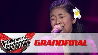 "Video Anggis ""Lembayung Bali"" | Grand Final | The Voice Kids Indonesia Season 2 GTV MP3, 3GP, MP4, WEBM, AVI, FLV Februari 2019"