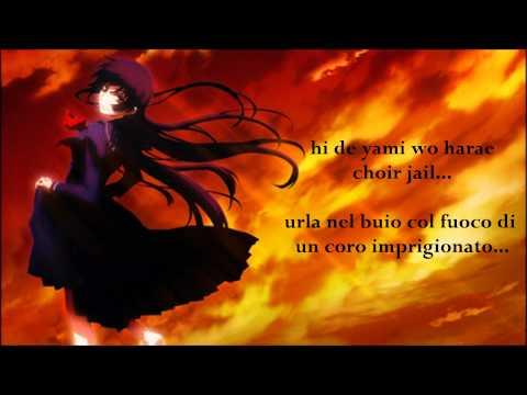 Tasogare Otome X Amnesia OP Full Lyrics And Sub Ita